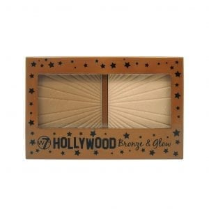 W7 Hollywood Bronze Glow Duo Compact