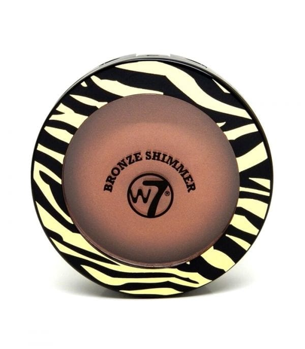 W7 Bronze Shimmer Compact