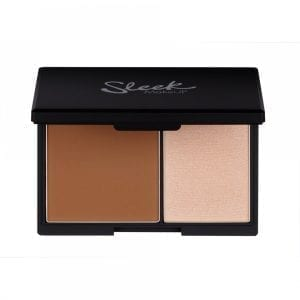 Sleek Face Contour Highlighter